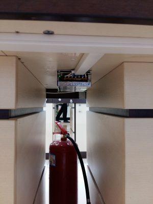 Подключение блоков питания для светодиодной подсветки ювелирных витрин